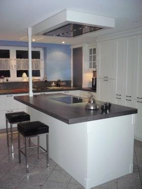 Boch schreinerei kuchenstudio kuchen for Deckenlüfter küche